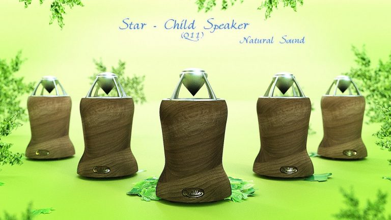 the Natural Sound StarChild-Speaker, made in Germany
